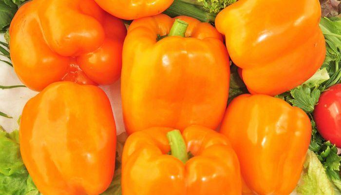 Перец Оранжевое чудо фото