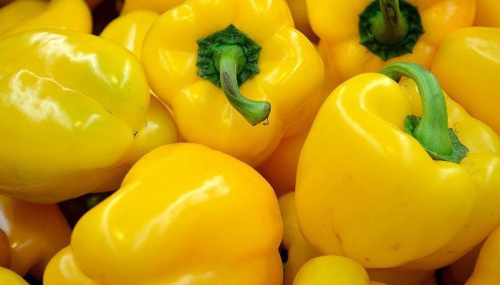 Перец Желтый колокол фото