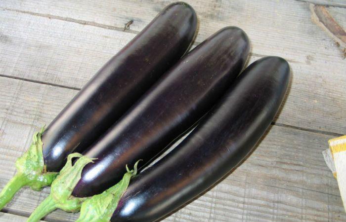Баклажан Банан фото