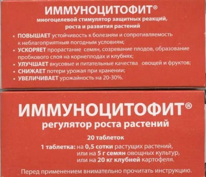 Иммуоноцитофит фото