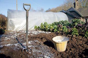 Весеннее раскисление почвы